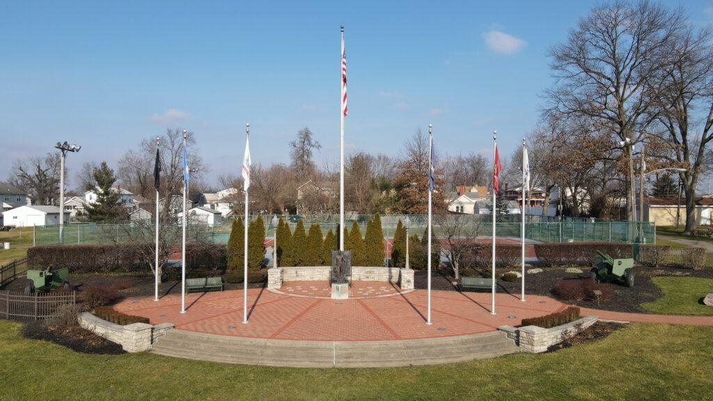 Deer Park WWII Memorial